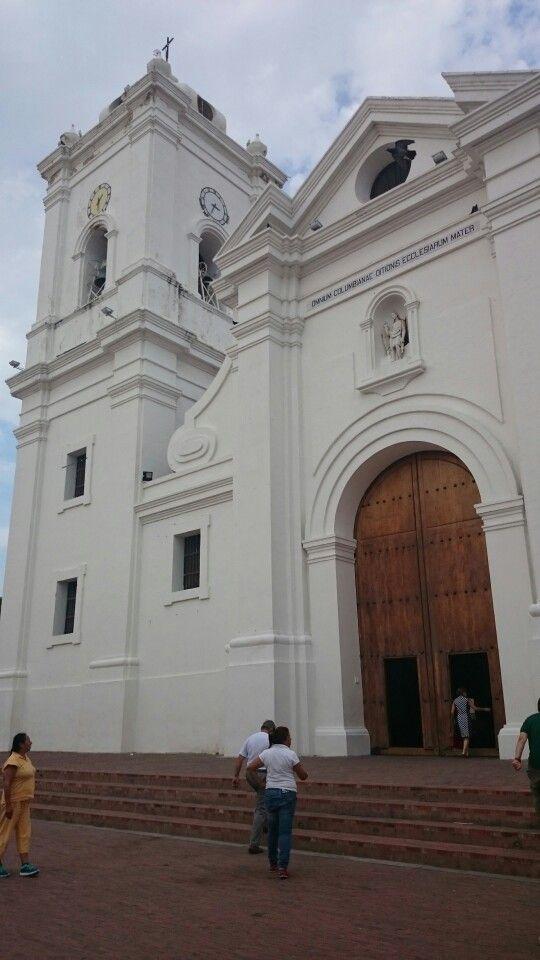 Catedral primada de Santa Marta...