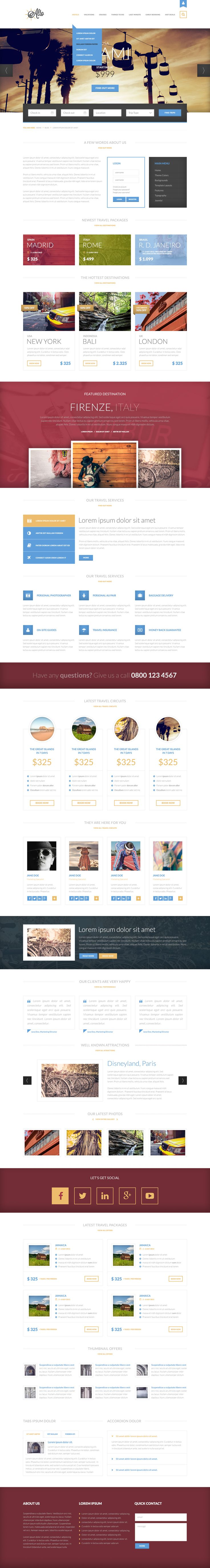 New Joomla! boostraped based responsive template from RSJoomla!