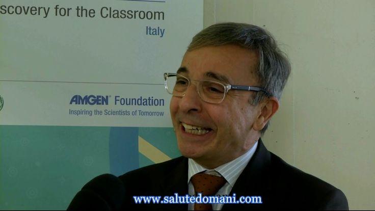 VIDEO ATTIVITA' FONDAZIONE AMGEN- INTERVISTA E. PATERNO' www.youtube.com/watch?v=6JSgb5Spb70