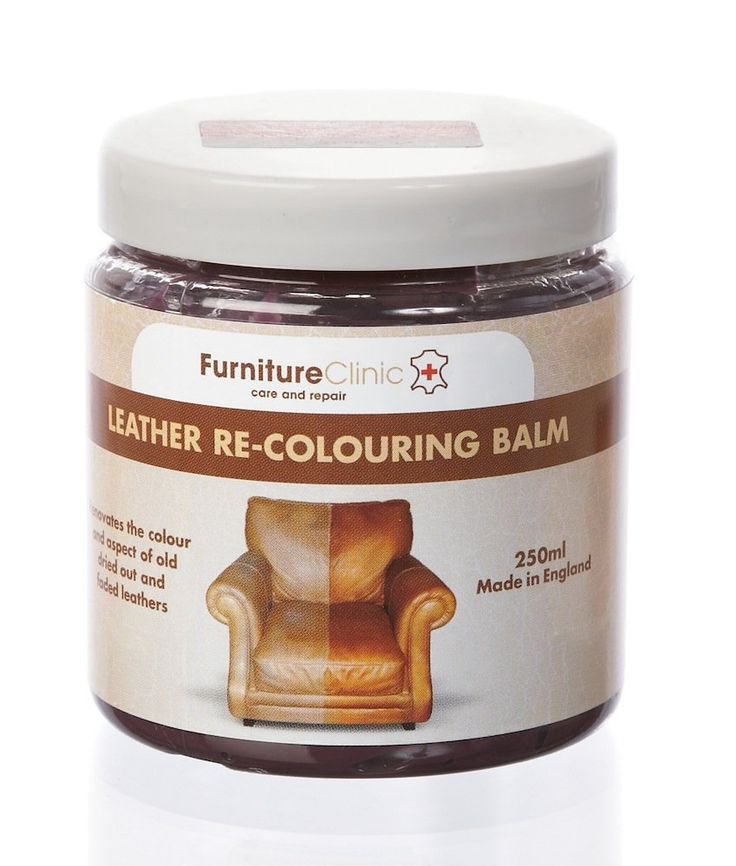 Leather Re Coloring Balm Works Extremely Well The