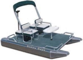 Image result for Small Pontoon Boat Plans #BoatPlansPontoon