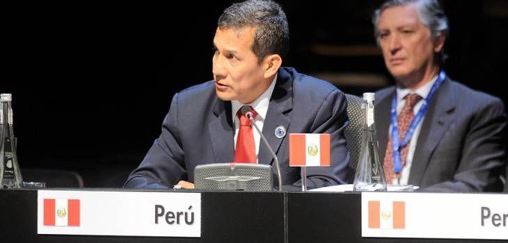 09.02.14: Aprobación de Ollanta Humala en Perú sube a 39% tras fallo de La Haya | BioBioChile