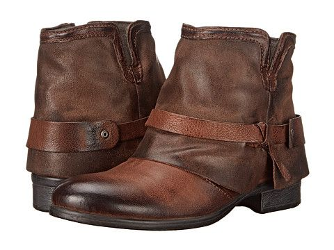 Miz Mooz Seymour Chestnut - Zappos.com Free Shipping BOTH Ways