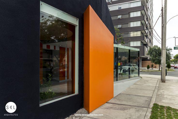 """Sala de ventas para el proyecto """"Harmony"""" en Lince, diseño de S-XL Arquitectos."""
