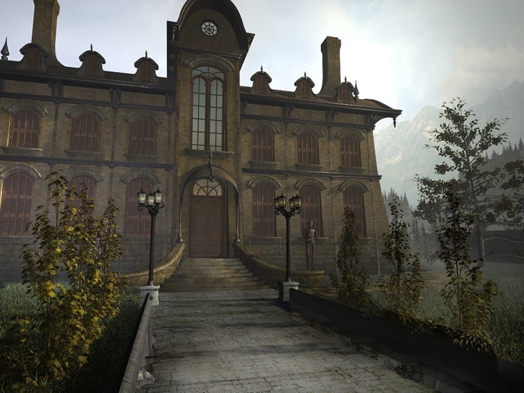 Syberia: the voralberg mansion