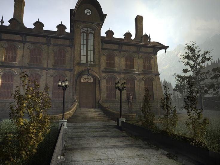 Syberia: the voralberg mansion