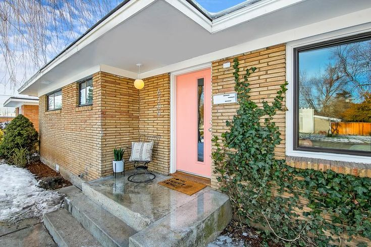 Holiday Mid Century Real Estate In Boise Idaho Mid