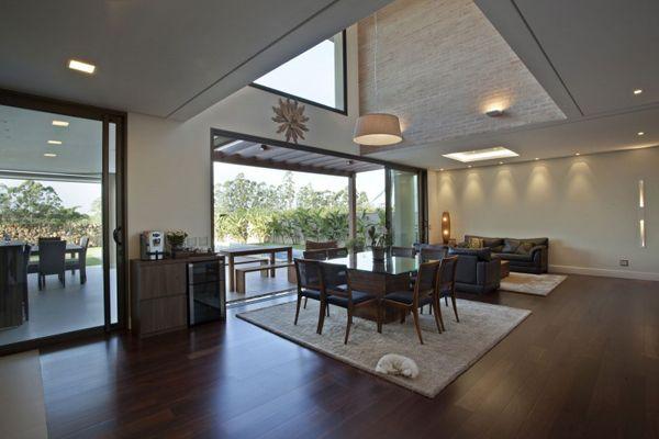 Residencia DF Fachadas de casas contemporaneas, Fachada