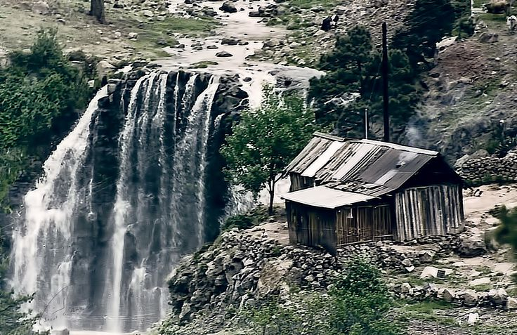 Sierra Tarahumara Chihuahua - Cabaña de las cascada en Guachochi