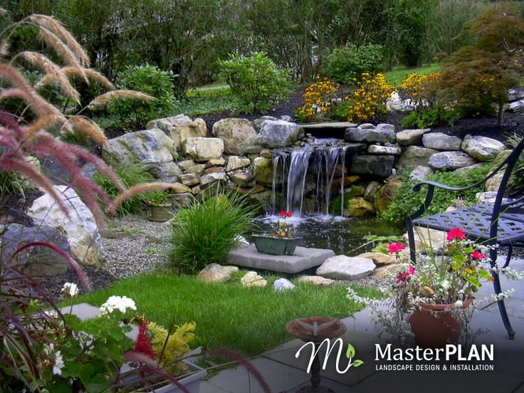Landscape Water Features | Landscaping Water Features