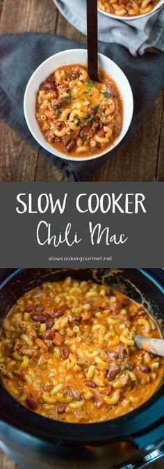 Slow Cooker Chili Mac users Hb instead of turkey?