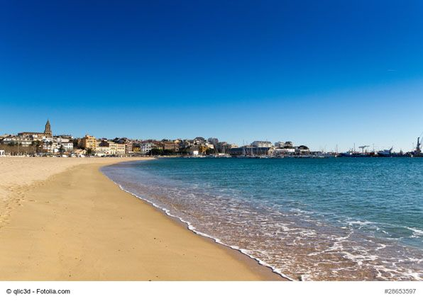 Palamos, Spain - This is a beautiful Spanish town in the province of Girona in Catalonia. It is known for the beautiful beaches, hidden coves, fishing port, sailing facilities and the old town with medieval streets. This wonderful town is ideal for relaxing and enjoying life. It is a town that lives for and with the sea.