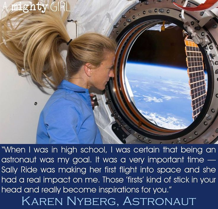 """Astronaut @AstroKarenN on Sally Ride's influence: """"Those 'firsts' kind of stick in your head'"""""""