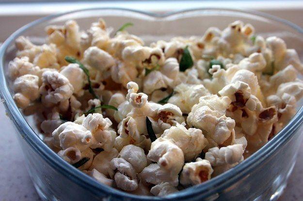 Community Post: 13 asombrosas recetas de palomitas de maíz para maratones de Netflix