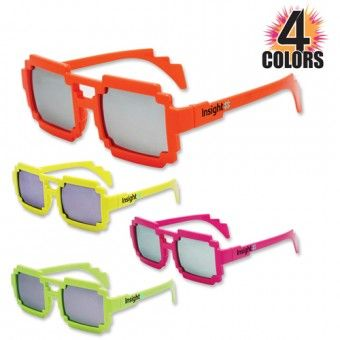 We offer huge price benefits on bulk orders of this pixel glasses assortment.  #pixel #sunglasses