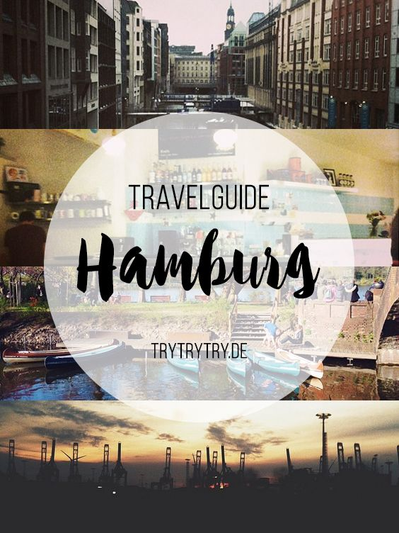 Travelguide - Hamburg