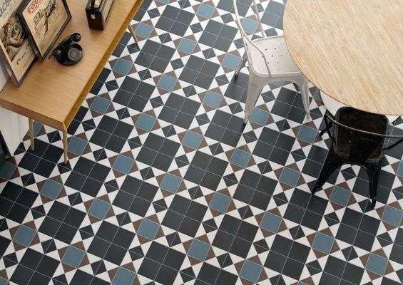 Peronda House of Vanity HV_2_DET , Keuken, Publieke ruimten, Geglazuurde porseleinen tegel, wand - en vloerbekleiding, Mat oppervlak, Gerectificeerde kant