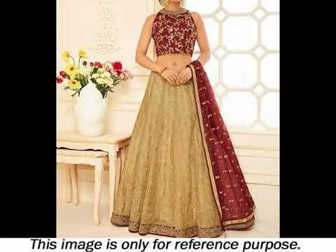 Top 10 Latest Light Weight Bridal Lehenga Choli Designs   International ...