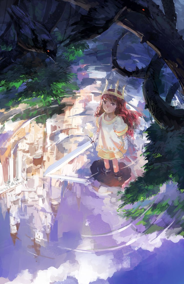 Child of Light by Blueman - my story idea - what if this in the future with everything dark and no one believes and hope anymore except for this one young girl and her parents have to protect her from anyone finding out the way she thinks and trying to tell her to think differently or at least while they r around