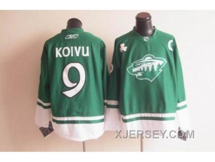 http://www.xjersey.com/nhl-minnesota-wild-9-koivu-greedn-classic-cheap.html NHL MINNESOTA WILD #9 KOIVU GREEDN CLASSIC CHEAP Only 47.31€ , Free Shipping!