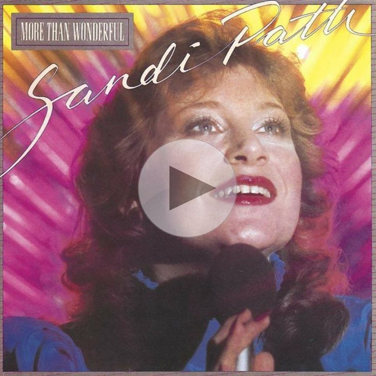Listen to 'More Than Wonderful' by Sandi Patti & Larnelle Harris from the album 'More Than Wonderful' on @Spotify thanks to @Pinstamatic - http://pinstamatic.com