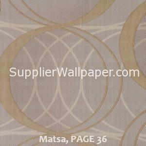Matsa, PAGE 36