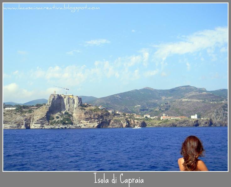 Isola di Capraia - Italia