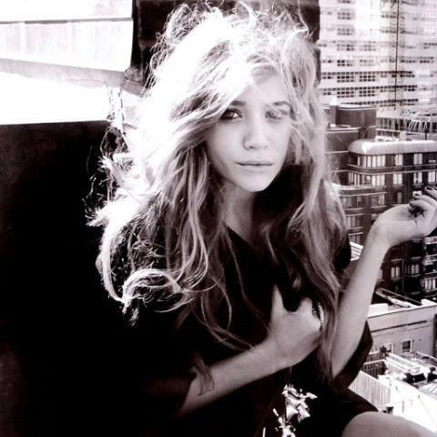 Mary Kate Olsen in Vogue Italia 2007 - I have to admit, this is gorgeous