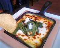 Queso fundido (Melted chesse)