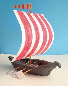 Un bateau à fabriquer - Enfants Québec