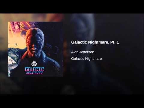 Alan Jefferson – Galactic Nightmare