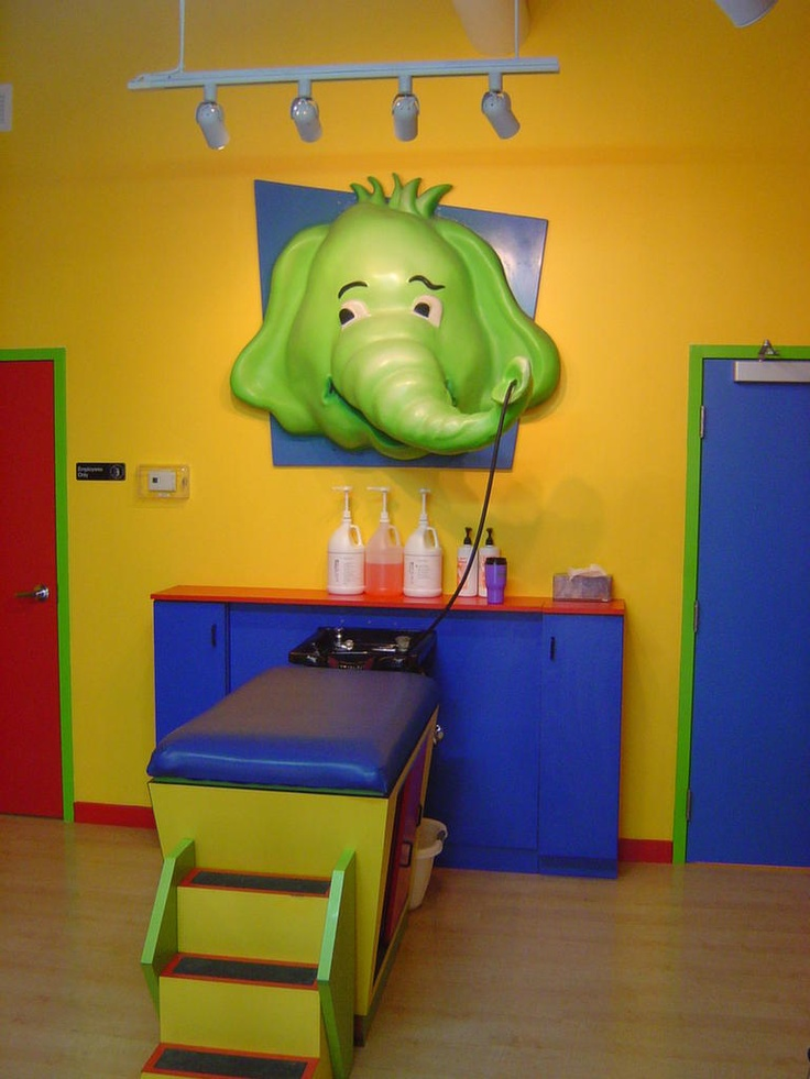 8 Best Images About Kid Friendly Salons On Pinterest Us