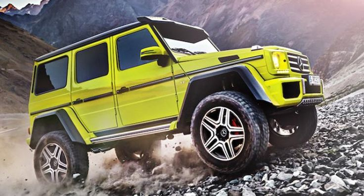 Raja Off Road Mercedes-Benz