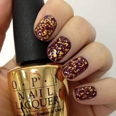 18 Karaats gouden nagellak - OPI