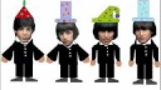 The Beatles - Happy Birthday, via YouTube.