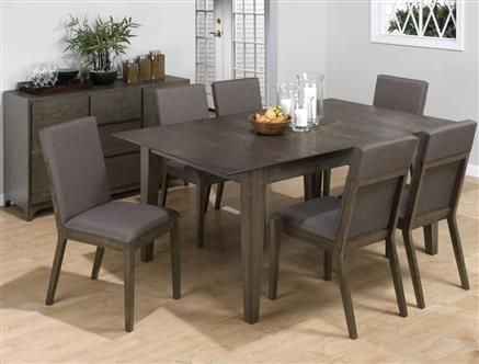 Lowest price online on all Jofran 728 Series 7 Piece Dining Set in Antique  Gray Ash  138 best Buffets   Servers images on Pinterest   Buffets  Woods  . Gray Dining Sets. Home Design Ideas