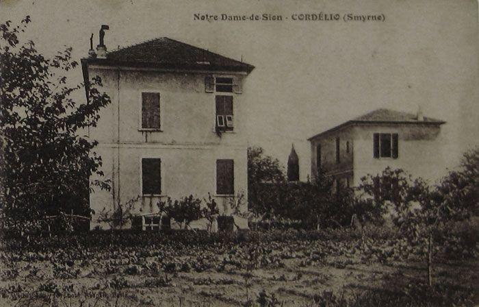 The former French Catholic School of Cordelio.