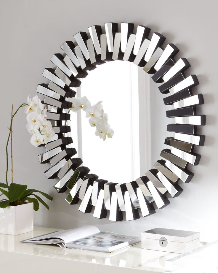 Wall Decor Mirrors 70 best home - mirrors images on pinterest | mirror mirror