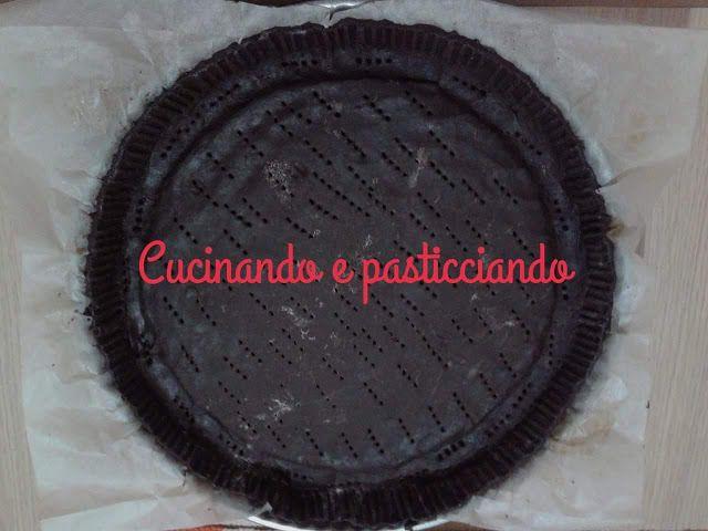 Cucinando e Pasticciando: Pasta frolla al cacao