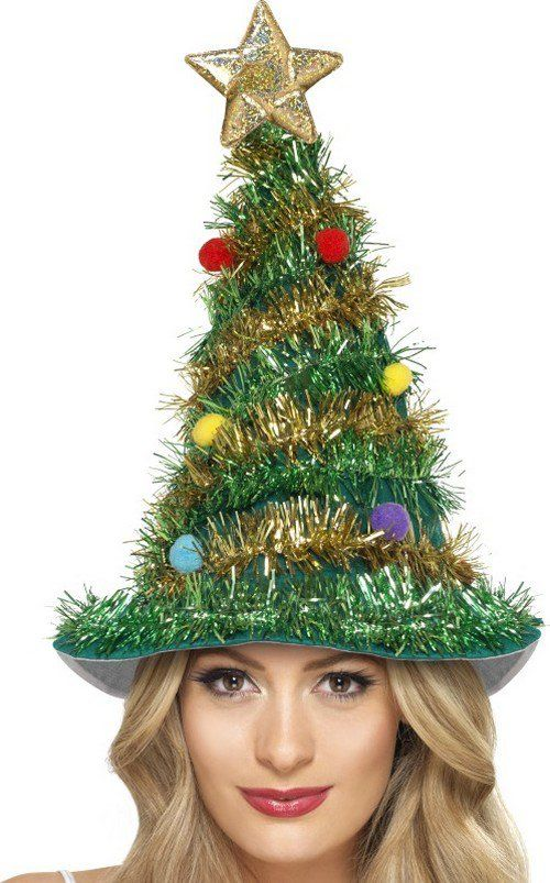 Cappello albero di natale adulto