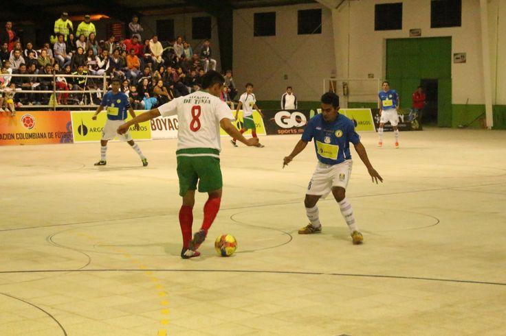 En un gran partido, #DeporitivoSanpas venció 5-3 a #DeportivoDMartin. Juego válido por la octava fecha.
