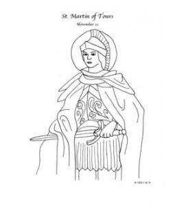 St. Martin of Tours - Martinmas November 2013