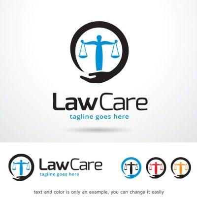 Vektörel Avukat Logosu İndir