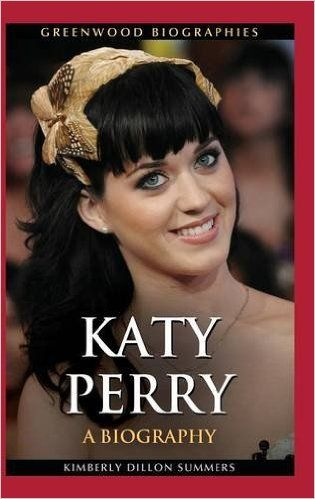 Read a biography on Katy Perry by Kimberly Dillon Summers.