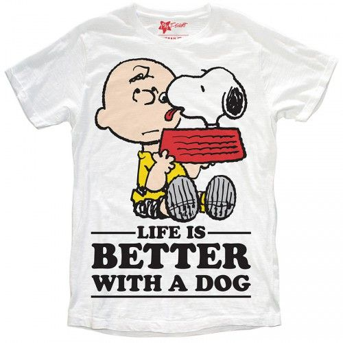 "T-SHIRT ""LIFE IS BETTER"" BIMBO"