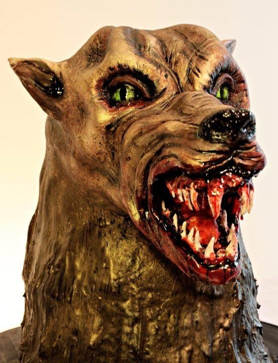 Cake Artist Sarah Jones : 17 Best images about Themed Sweets (Werewolf) Examples on ...