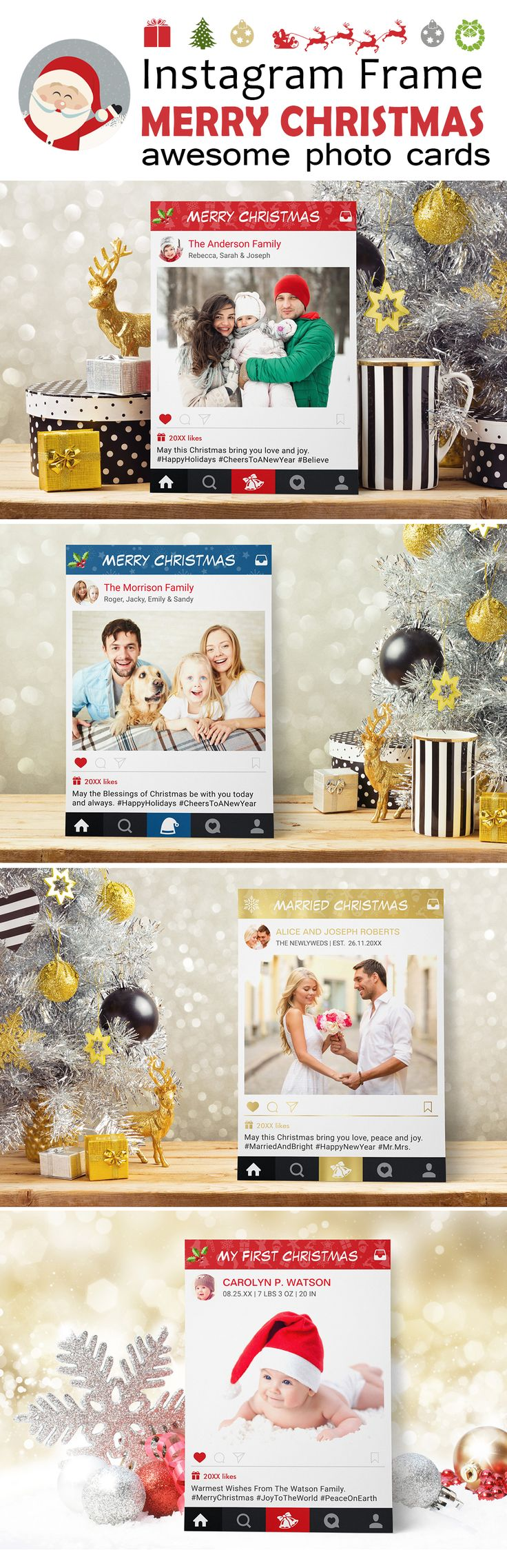 366 best Christmas Party Invitations images on Pinterest | Christmas ...