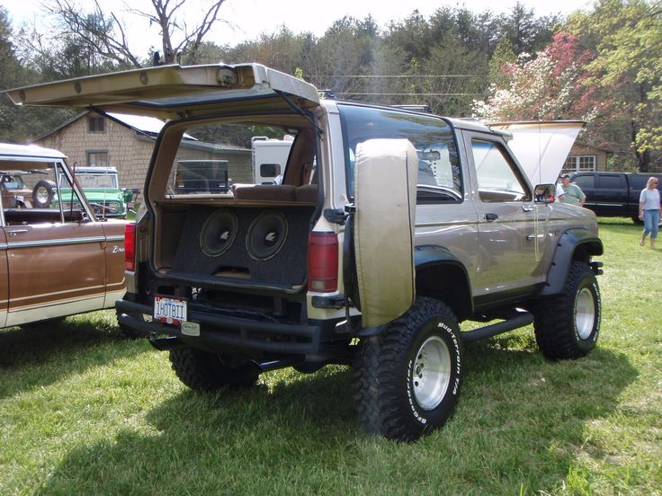 Bronco II Showoff thread.... - Page 3 - Ford Truck Enthusiasts Forums
