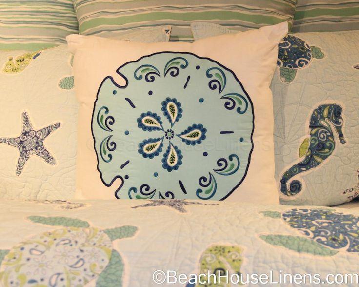 Meridian Waters Pillow