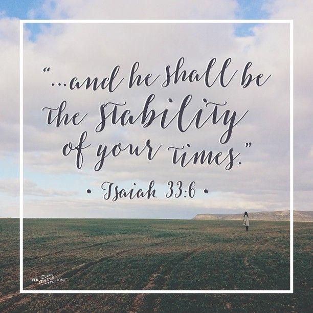 Isaiah 33:6 <3